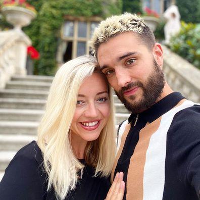 Tom Parker and Kelsey Hardwick.