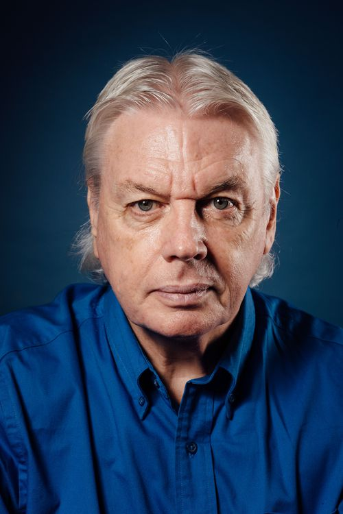 Icke's talk promised to change your life