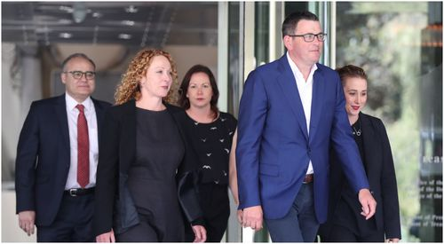 Victorian Premier Daniel Andrews unveils cabinet members of his new-look ministry as the re-elected Labor government readies for its next term in office