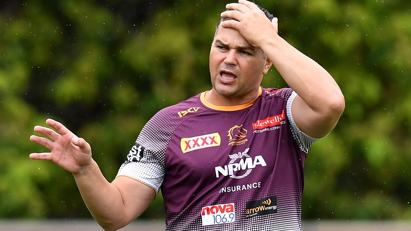 NRL Round 5 teams: Anthony Seibold rings in the changes after disappointing start