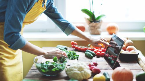 Cutting back on buying unnecessary ingredients could save you money and reduce waste. (File image)