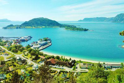 <strong>Seljesanden Beach, Selje, Norway</strong>