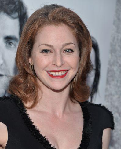 Esmé Bianco at Paramount Studios on April 3, 2014, in Hollywood, California.