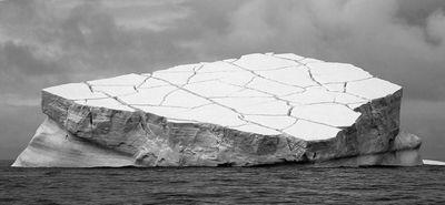 Runner Up: Iceberg From Ice Shelf