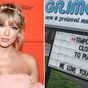 Taylor Swift helps keep US record store afloat during coronavirus closures