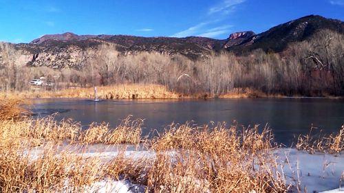 Deputy recalls breaking through frozen pond to pull out boy
