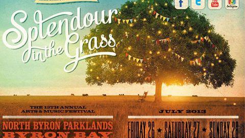 Splendour In The Grass 2013 line-up announced