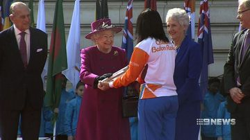 Gold Coast Commonwealth Games kicks off with Queen's Baton Relay