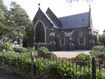 Streets surrounding St Mary's Anglican Church in North Melbourne were placed in lockdown as armed officers stormed the location arresting two people.