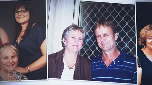 Queenslanders Cathy and Bob Lawton were on the plane. Picture: 60 Minutes