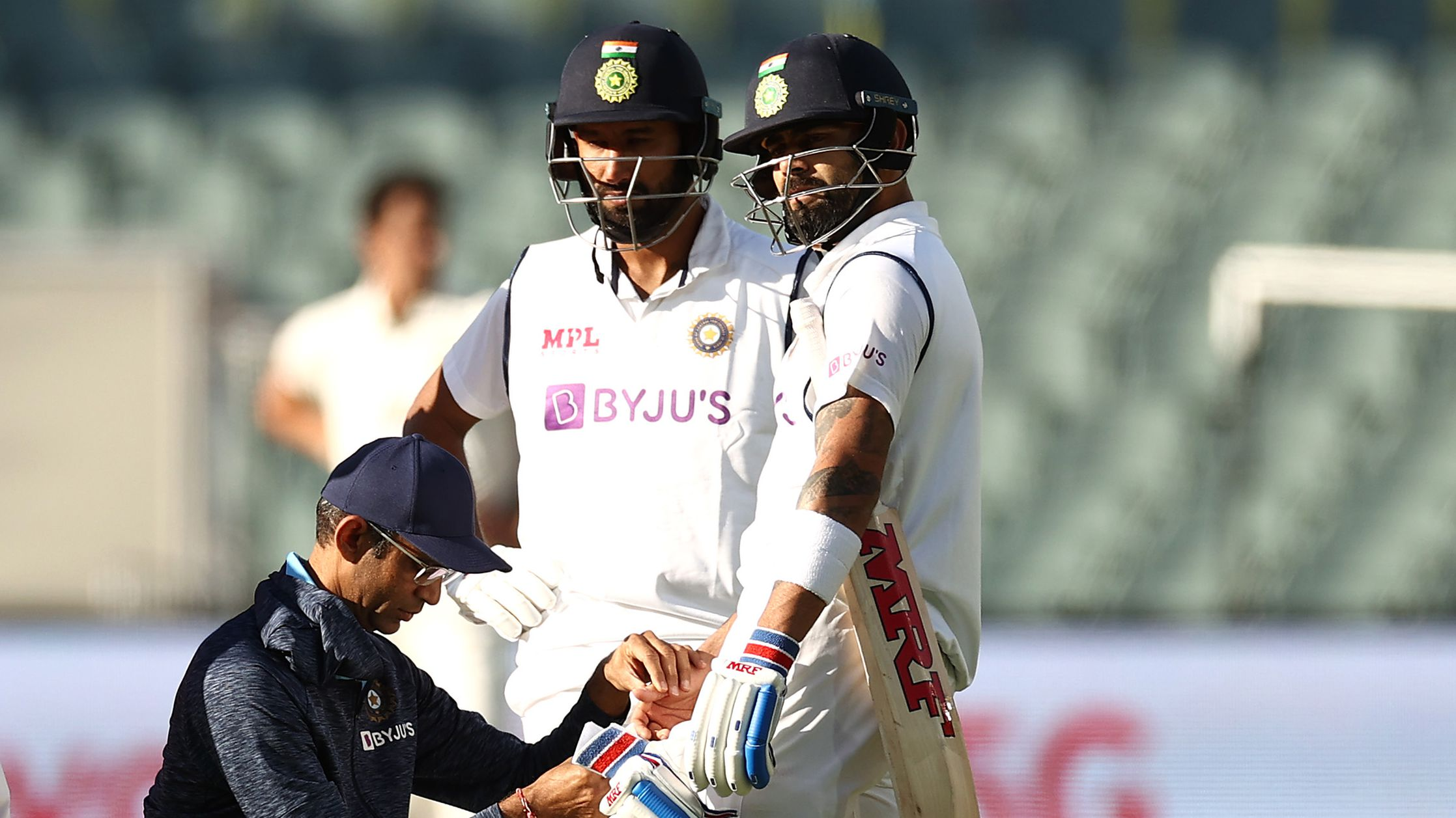 EXCLUSIVE: Ian Chappell believes Virat Kohli was frustrated by Indian team-mate's go slow