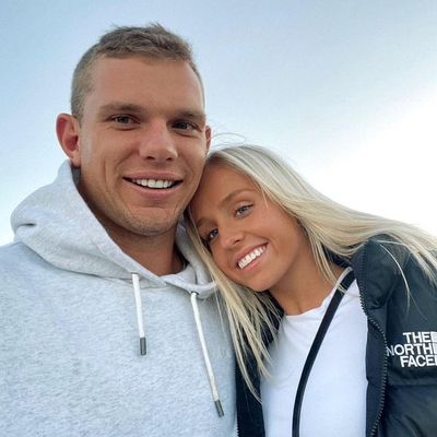 Tom Trbojevic and Kristi Wilkinson