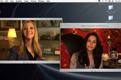 With one failed post-<i>Friends</i> TV series under her belt, Lisa Kudrow fled online to star as Fiona Wallace, an unqualified therapist who treats patients via video chat. The improvised comedy series has attracted a wealth of guest stars, including former co-star Courteney Cox, Julia Louis-Dreyfus, Rashida Jones, Selma Blair, Jane Lynch and most recently, Meryl Streep. Having completed its third season, <i>Web Therapy</i> is a hit, and is being re-edited to air on television. Could this be Kudrow's big solo break?