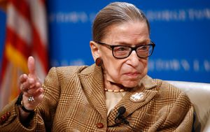 US Supreme Court Justice Ruth Bader Ginsburg dies at age 87