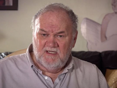Thomas Markle 60 Minutes interview
