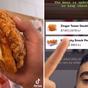 TikTok star shows how to get KFC's epic new 'secret' burger