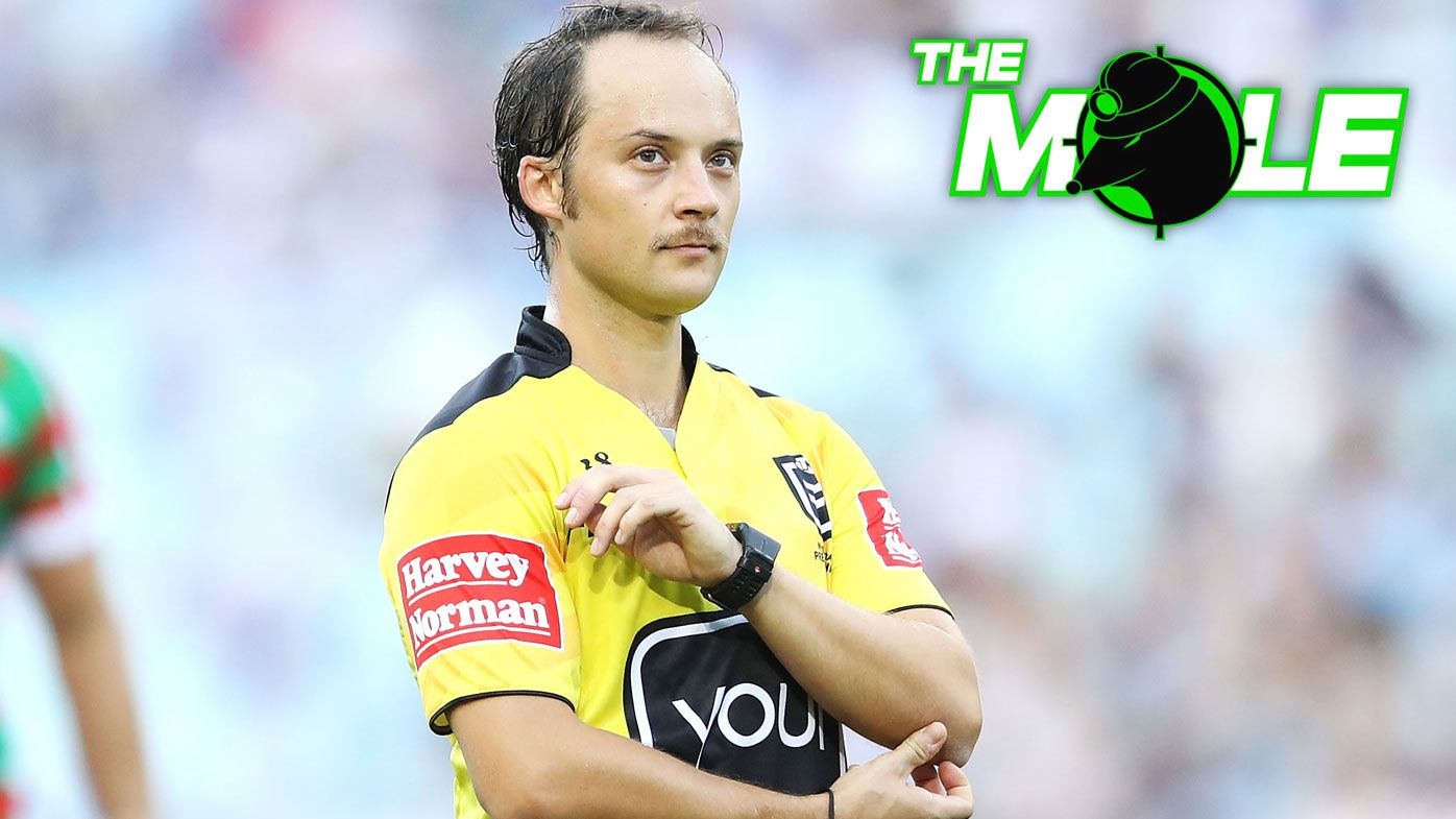 NRL touch judge Tim Roby tested for coronavirus after being scratched from Sunday footy