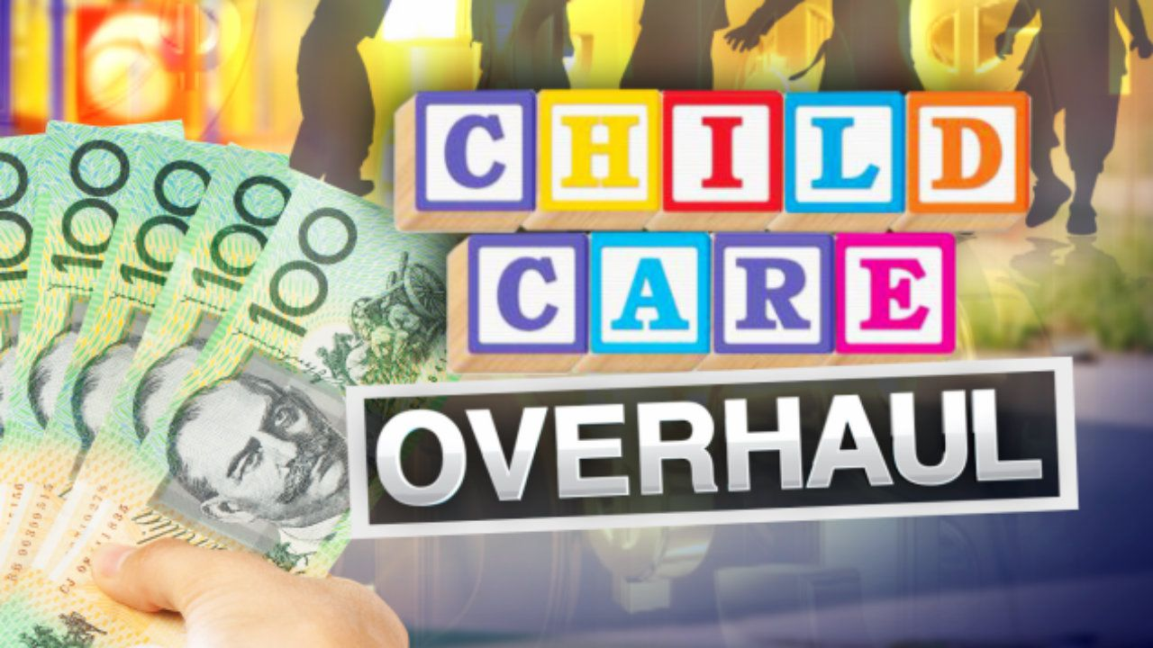 Child care overhaul A Current Affair Extras 2018, Exclusive