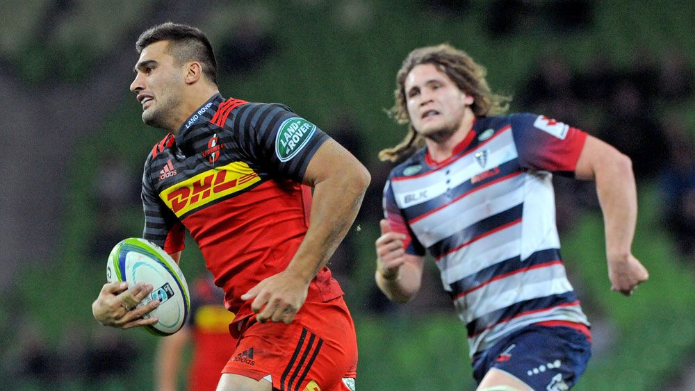 Rebels rolled by Stormers