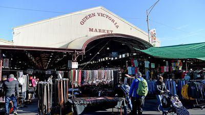 Queen Victoria Market added to National Heritage List