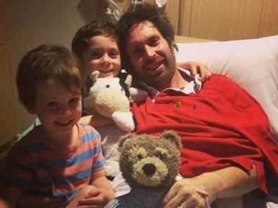 Allistair cancer boys hospital