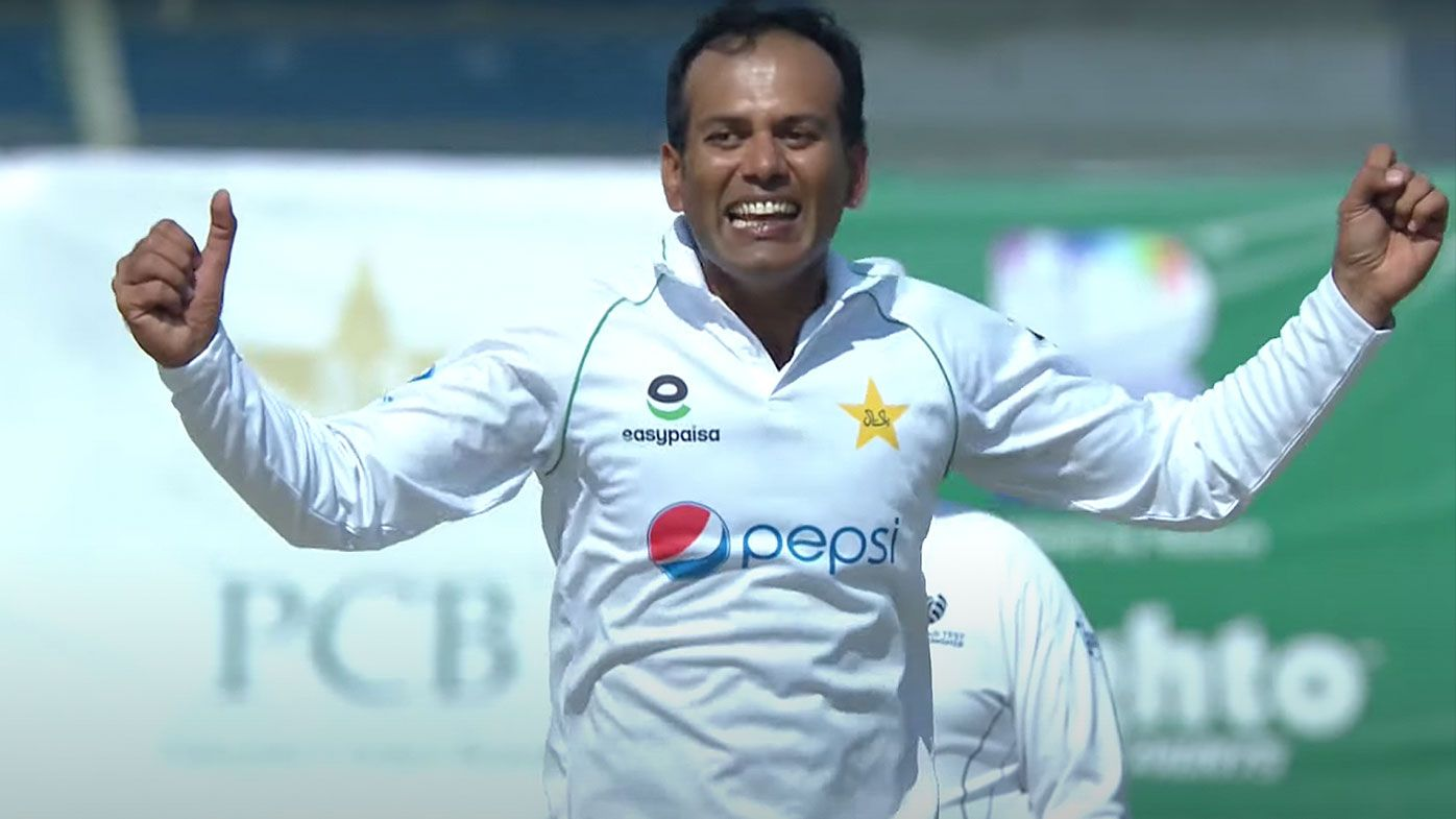 Pakistan defeats South Africa, spinner Nauman Ali takes 5-35 on debut