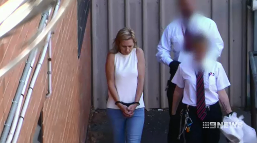 Sonia Mackay was sentenced to a minimum five years jail and was immediately taken from the court room in handcuffs.