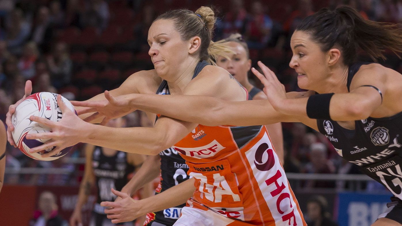 GWS Giants silence Collingwood Magpies in Super Netball