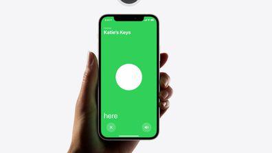 Apple key finder
