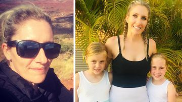 Concern for mum missing in outback