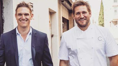 "<strong>Curtis Stone and his brother Luke open <a href=""http://www.gwenla.com/"" target=""_top"">Gwen</a> in L.A.</strong>"