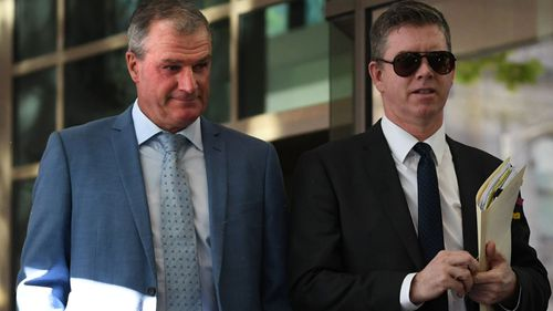 Melbourne Cup-winning trainer Darren Weir fronts court over animal cruelty charges