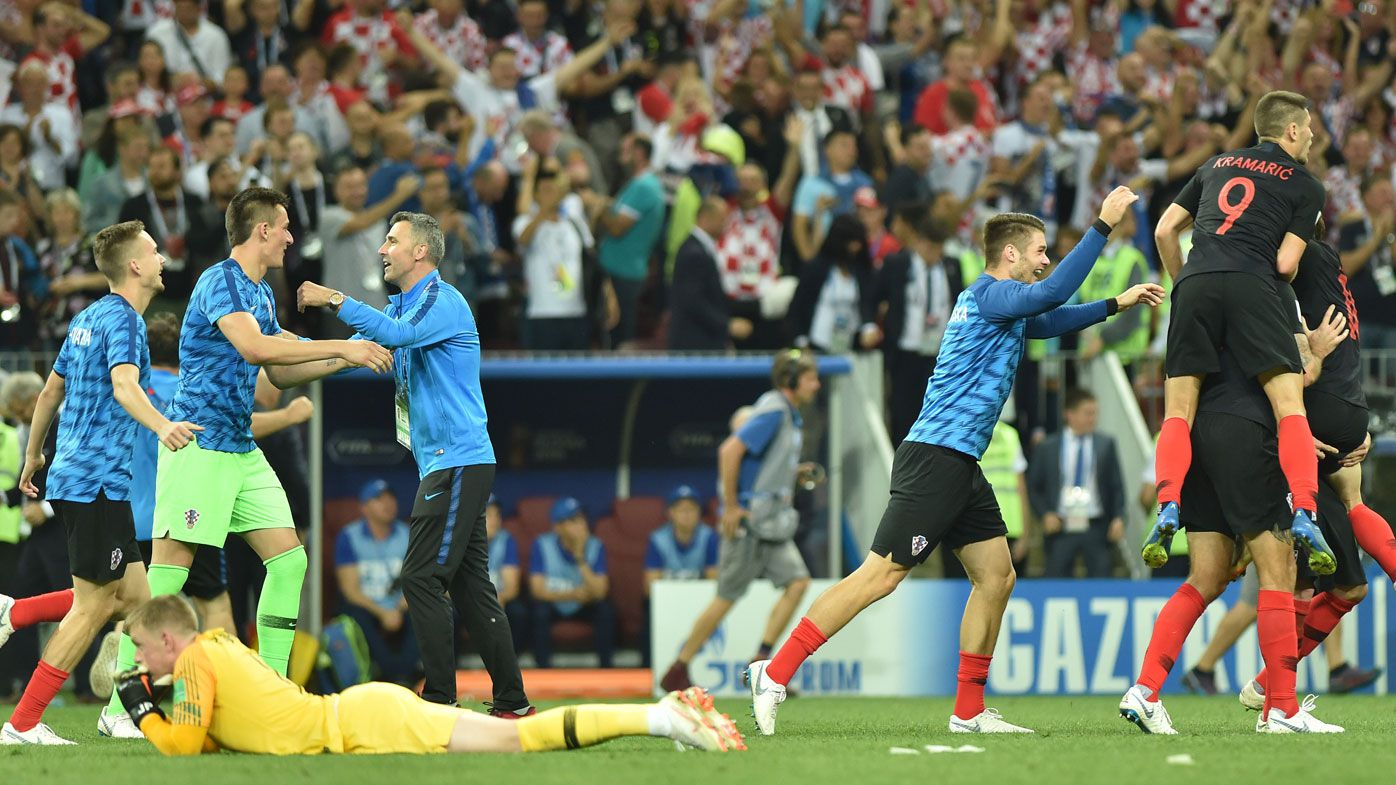 As it happened: Agony to ecstasy as Croatia comeback from behind to knock England out of World Cup
