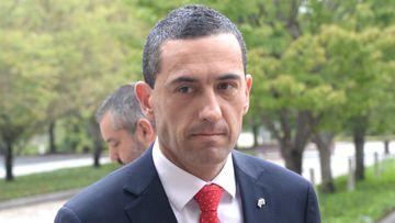 South Australia's treasurer Tom Koutsantonis has approved a huge bid for Australia's largest unexploited copper project. (AAP)
