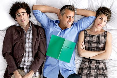 <B>What to recommend:</B> <I>Episodes</I>. Everyone has at least one friend who repeatedly insists they love British comedies most of all and that American comedies just don't get it. Shut up them with this American-made comedy with a very British sensibility: it's about English couple Sean and Beverly (<I>Green Wing</I>'s Stephen Mangan and <I>Black Books</I>' Tamsin Greig), whose hit TV show is adapted in the US with horrifying results. <I>Friends</I> star Matt LeBlanc is also in it, playing (a hilariously horrible fictionalised version of) himself.<br/><br/><B>Back-up recommendation:</B> <I>Spaced</I>.