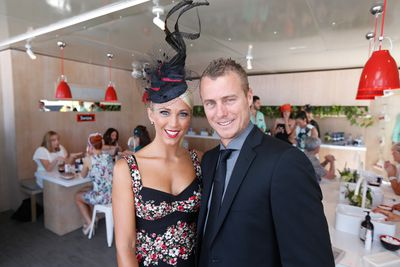 <strong>6: Lleyton and Bec Hewitt, Melbourne</strong>