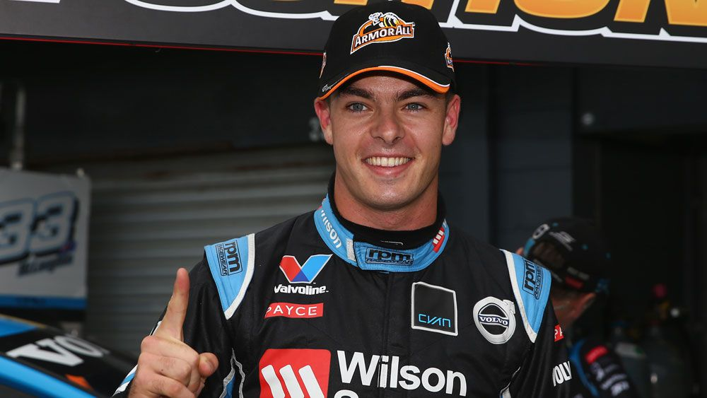 Scott McLaughlin.(Getty)