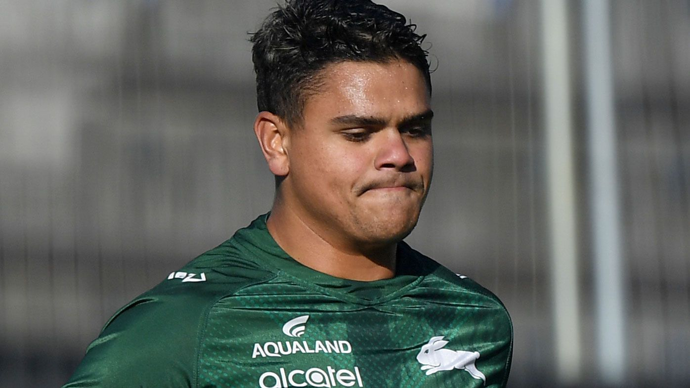 EXCLUSIVE: Andrew Johns, Brad Fittler expect Latrell Mitchell positional switch