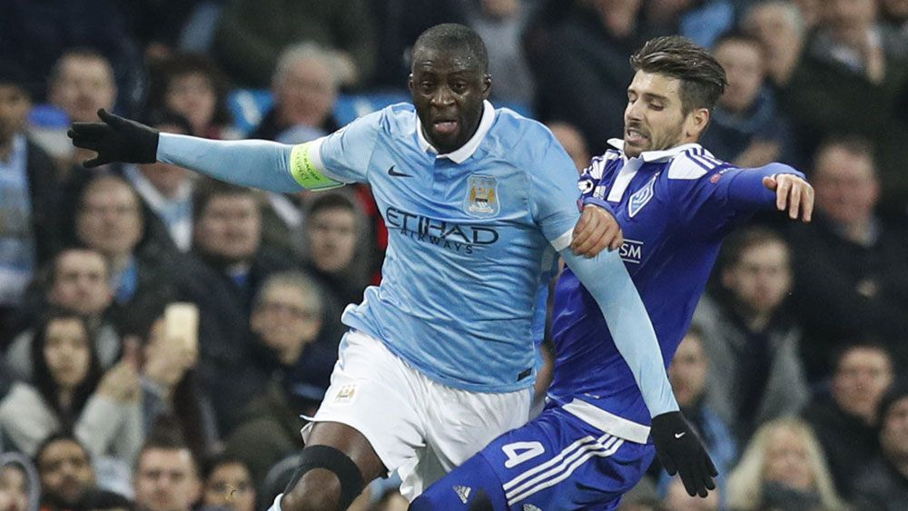 Man City into Champions League quarters