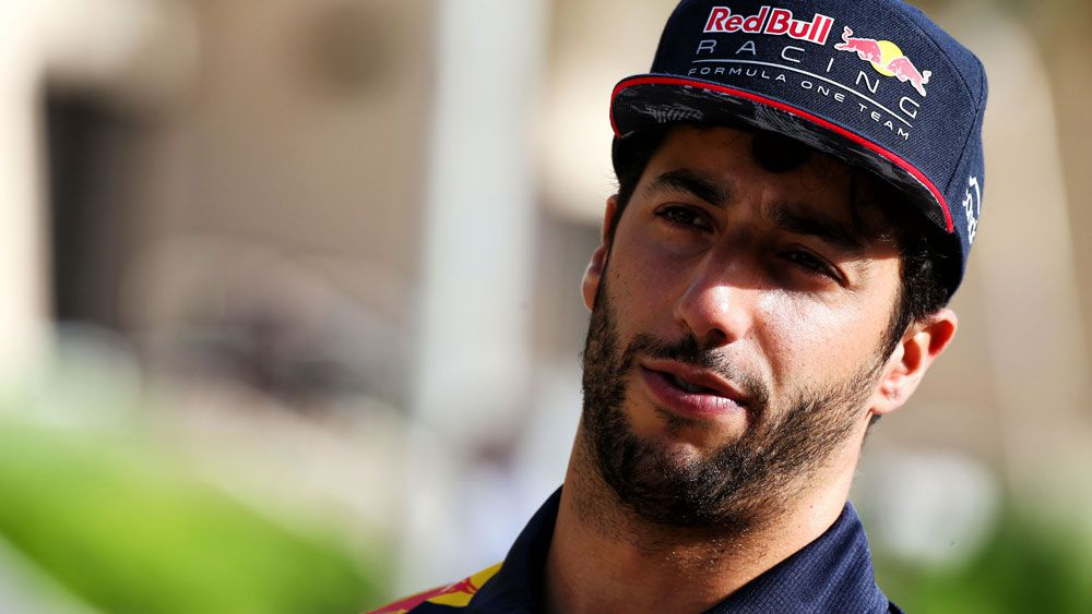 Australian Formula One driver Daniel Ricciardo hints at hardball contract talks with Red Bull