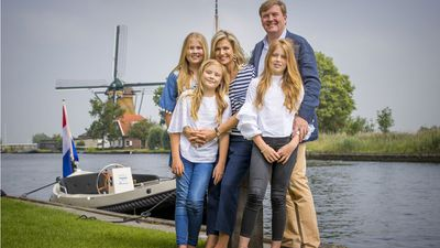 "The Dutch royal family pictures<span style=""white-space:pre;"">	</span>"