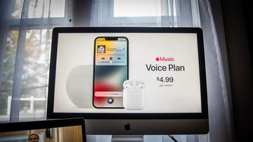 The new Apple Music Voice Plan was debuted during the Unleashed virtual product launch in Hastings-On-Hudson, New York.