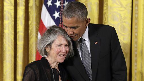 American poet Louise Glück wins Nobel literature prize