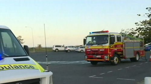 The boy was transported to Yeppoon Hospital as a precaution. (9NEWS)