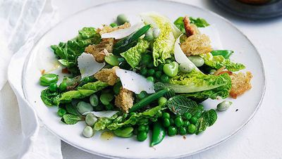 "<a href=""http://kitchen.nine.com.au/2016/05/16/20/06/pea-broad-bean-and-torn-bread-salad"" target=""_top"">Pea, broad bean and torn bread salad</a>"
