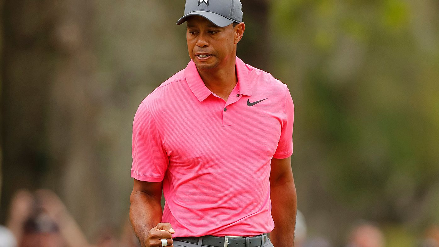 Roars are back as Tiger Woods contends