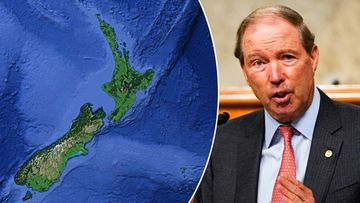 President Joe Biden is nominating former New Mexico Sen. Tom Udall to serve as his ambassador to New Zealand and Samoa.