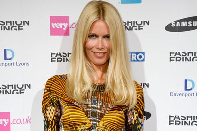 "The 44-year-old supermodel still struts for fashion and shoots for magazines, reprising her role as Guess girl for the brand's 30th anniversary in 2012. <br/><br/>She was also famously quoted as saying, ""supermodels like we once were, they don't exist anymore"". <br/><br/>Tell us how you really feel, Clauds. <br/><br/><br/>"