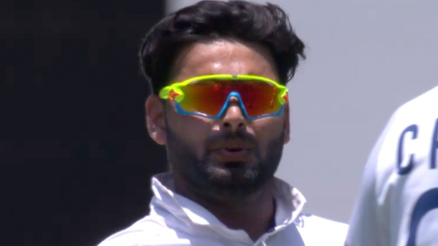 Shane Warne Kerry O'Keeffe lose it over Rishabh Pant's 'servo' sunnies – Wide World of Sports