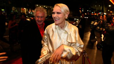Jeannie Little at The Helpmann Awards at the Capitol Theatre August 2007